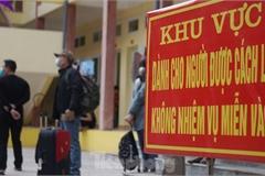 5 người ở TP Hải Dương trốn cách ly để đi làm bị xử phạt gần 38 triệu đồng
