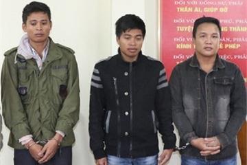 Khởi tố 5 đối tượng đưa người Việt vượt biên sang Thái Lan
