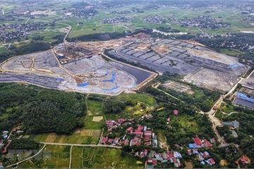 Chống ô nhiễm môi trường tại bãi rác Nam Sơn: Không làm như phong trào
