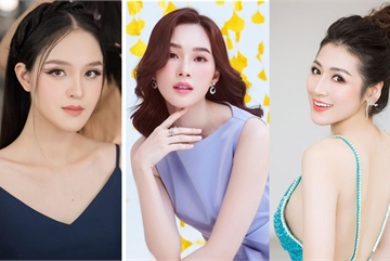 Hoa hậu Đặng Thu Thảo và 2 á hậu đều có hôn nhân viên mãn
