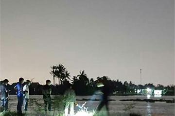 Bình Dương: Phát hiện thi thể nam giới xăm toàn thân trôi trên sông Sài Gòn