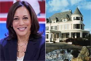 'Choáng ngợp' kiến trúc dinh thự dành riêng cho Phó Tổng thống Mỹ