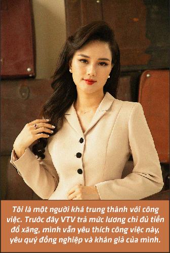 BTV Huyền Châu tiết lộ từng làm việc với mức lương chỉ đủ đổ xăng, không đủ sống ảnh 2