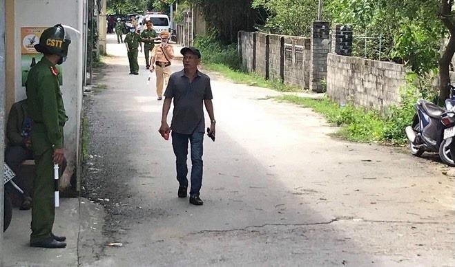Vụ bắn người ở TP Vinh: Đại tá Công an kể thời khắc nghi phạm đầu hàng, giao nộp súng ảnh 6