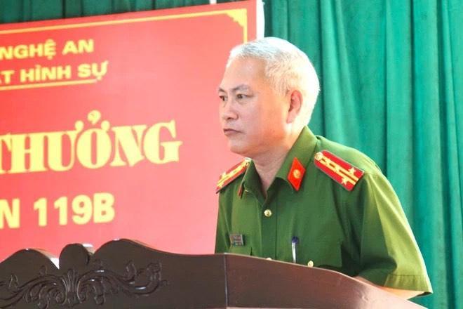 Vụ bắn người ở TP Vinh: Đại tá Công an kể thời khắc nghi phạm đầu hàng, giao nộp súng ảnh 4