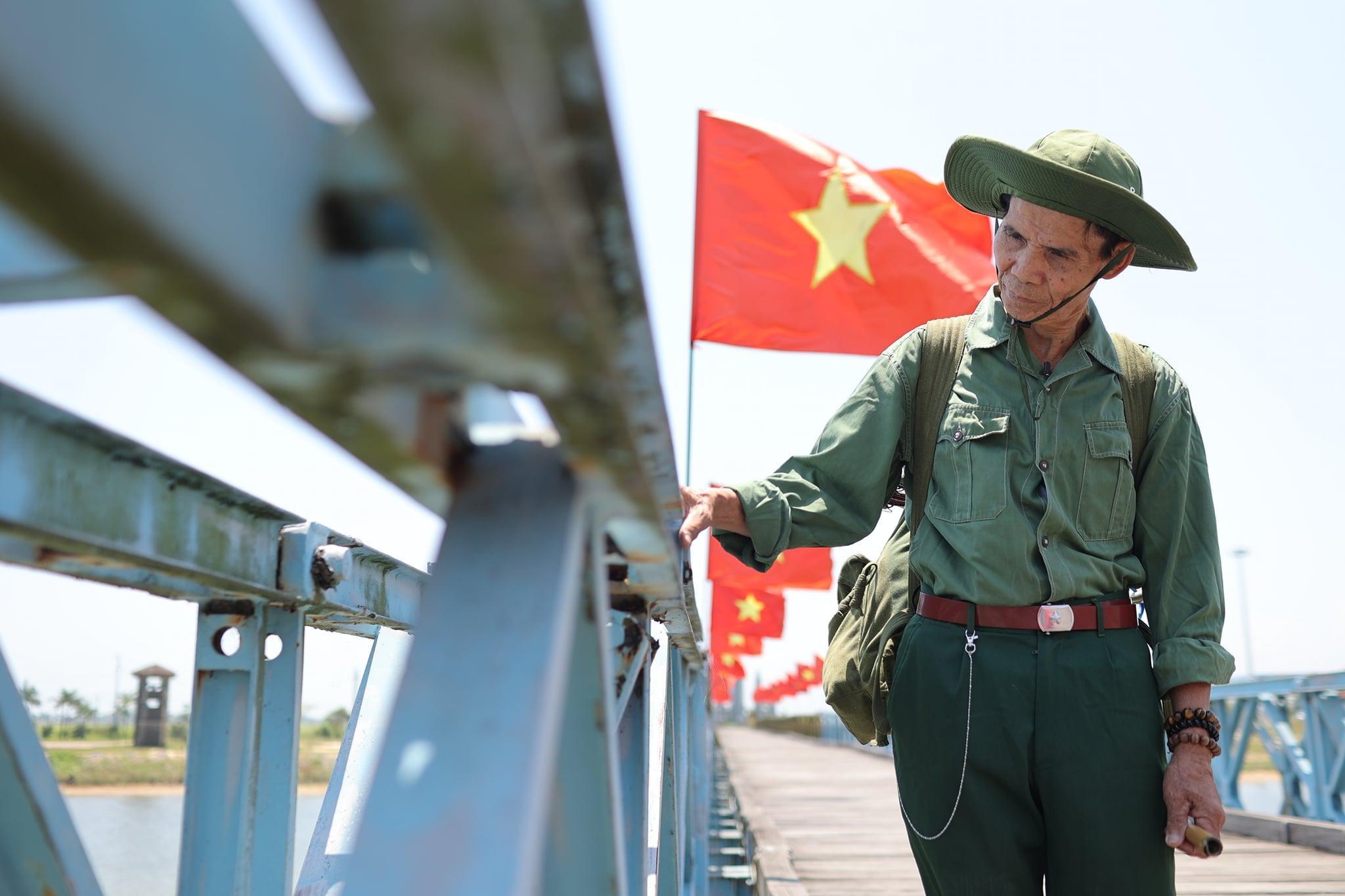 Hành trình xuyên Việt xúc động của chàng thanh niên 9x cùng 'bạn của ông nội' ảnh 11