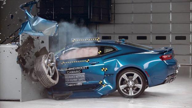 Ô tô trước khi bán ra được thử nghiệm an toàn thế nào? ảnh 4