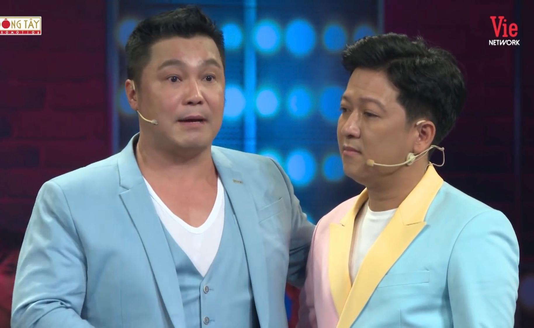 Lý Hùng phản đối cách xưng hô của Trường Giang, muốn về giữa show ảnh 2