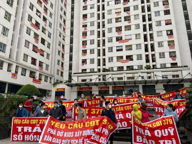 Công bố kết luận thanh tra 'điểm nóng' tranh chấp của 22 chung cư Hà Nội ảnh 1