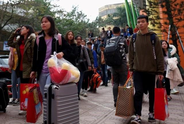 Lịch nghỉ Tết Tân Sửu 2021 của sinh viên TP.HCM