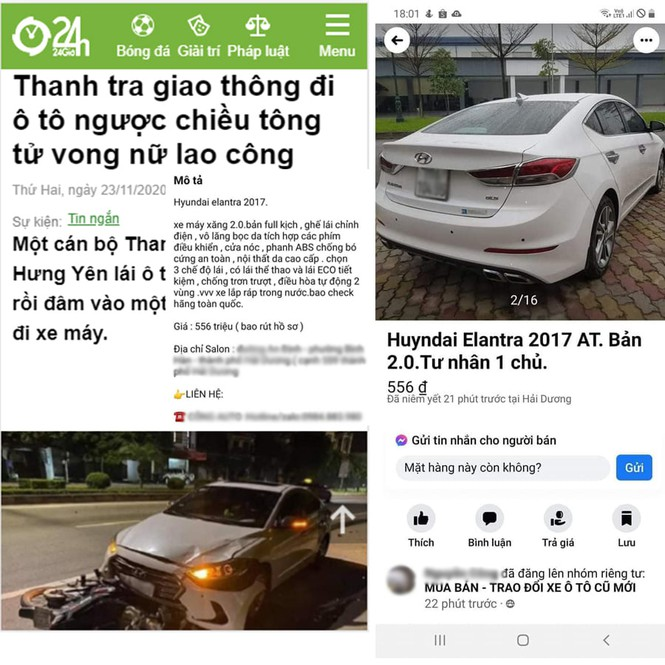 Tá hỏa loạt ôtô 'cam kết' không tai nạn rao bán trên thị trường - ảnh 3