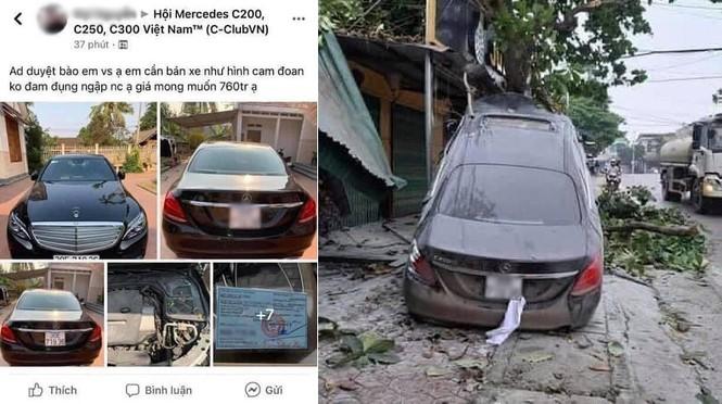 Tá hỏa loạt ôtô 'cam kết' không tai nạn rao bán trên thị trường - ảnh 1