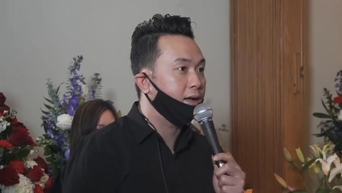 Hàn Thái Tú lên tiếng khi bị chỉ trích tiết lộ nghề nghiệp thật của Vân Quang Long tại Mỹ - ảnh 2