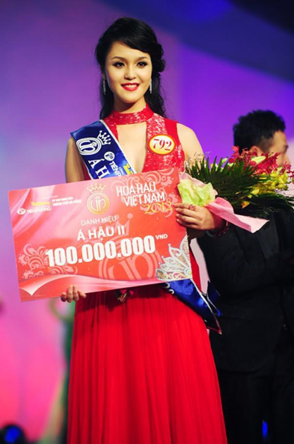 Top 3 HHVN 2012: Hoa hậu Đặng Thu Thảo và 2 á hậu đều có hôn nhân viên mãn - ảnh 13