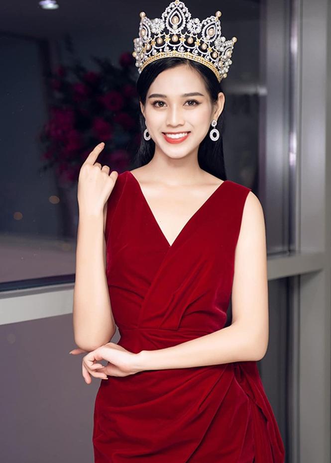 Hoa hậu Đỗ Thị Hà tiết lộ mẫu bạn trai lý tưởng - ảnh 5
