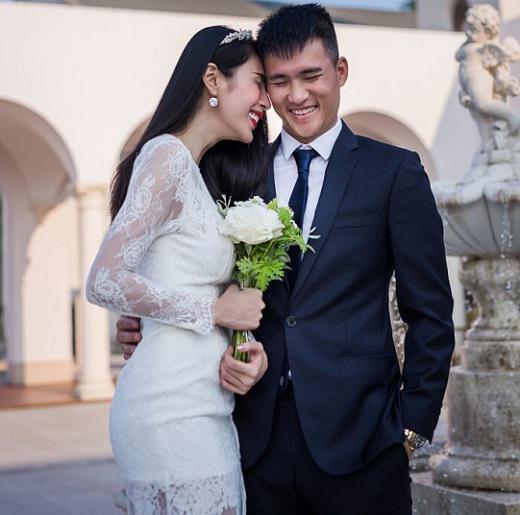 'Cặp đôi tuổi Sửu' Công Vinh – Thủy Tiên: Yêu đến cưới đáng ngưỡng mộ - ảnh 2