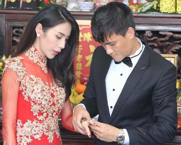 'Cặp đôi tuổi Sửu' Công Vinh – Thủy Tiên: Yêu đến cưới đáng ngưỡng mộ - ảnh 7