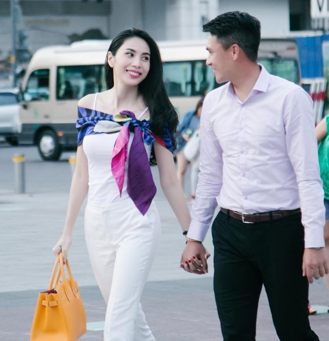 'Cặp đôi tuổi Sửu' Công Vinh – Thủy Tiên: Yêu đến cưới đáng ngưỡng mộ - ảnh 13