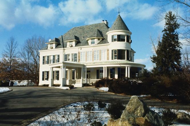 'Choáng ngợp' kiến trúc dinh thự dành riêng cho Phó Tổng thống Mỹ - ảnh 2