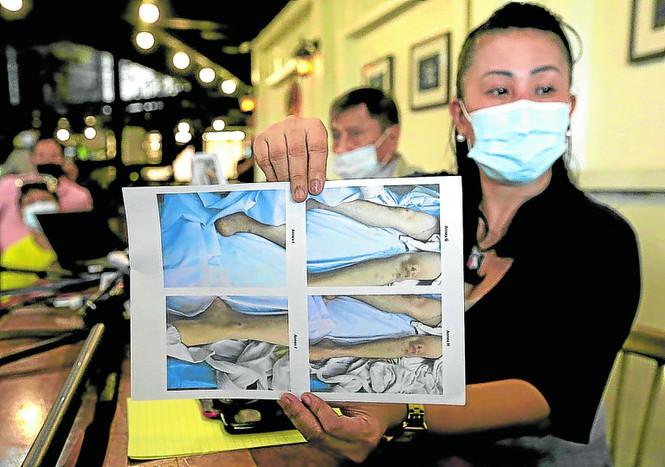 Gia đình á hậu Philippines đề nghị khai quật thi thể, nghi ngờ có sự che đậy - ảnh 2