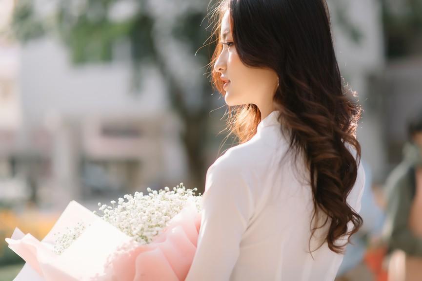 Hoa khôi Đại học Ngoại thương từng thi Hoa hậu Việt Nam 2020 giờ ra sao? - ảnh 5