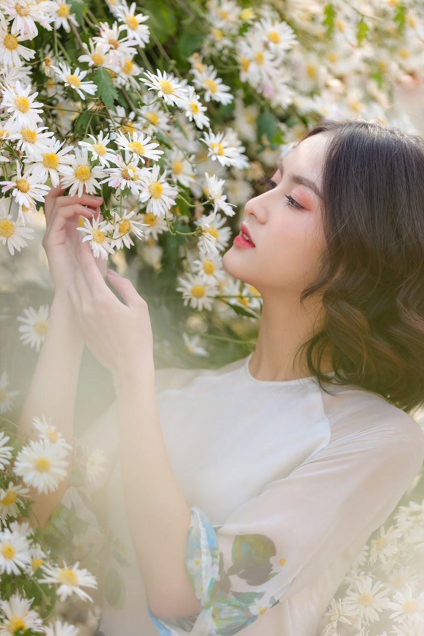 Hoa khôi Đại học Ngoại thương từng thi Hoa hậu Việt Nam 2020 giờ ra sao? - ảnh 9