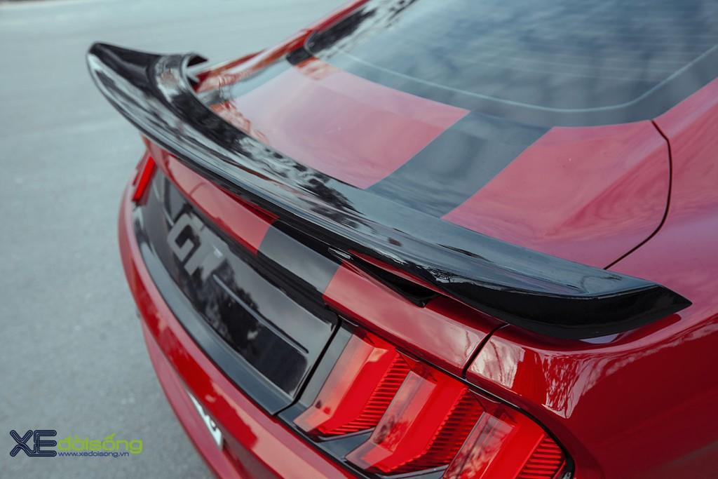 Ford Mustang EcoBoost độ lên Shelby GT500 cực ngầu tại Sài Gòn, cảm giác lái phấn khích hơn ảnh 8