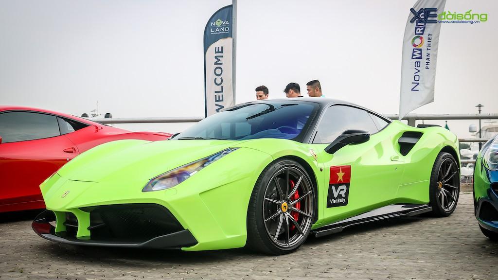 Danh sách 24 siêu xe Ferrari tại Việt Nam nằm trong diện triệu hồi chính hãng ảnh 1