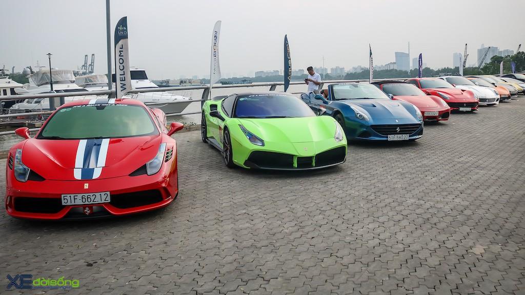 Danh sách 24 siêu xe Ferrari tại Việt Nam nằm trong diện triệu hồi chính hãng ảnh 3
