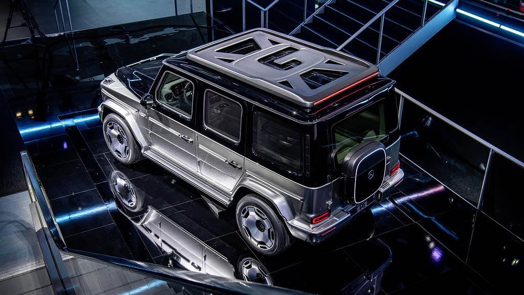 Mercedes-Benz tổng tấn công làng xe điện với loạt xe