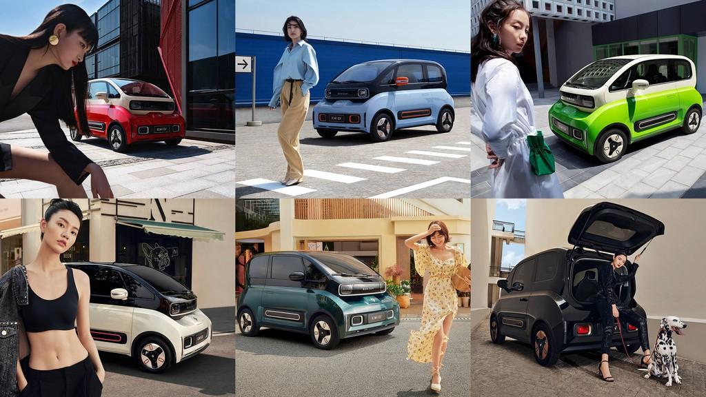 Ngắm KiWi EV cá tính với 6 phong cách thời trang ấn tượng ảnh 1