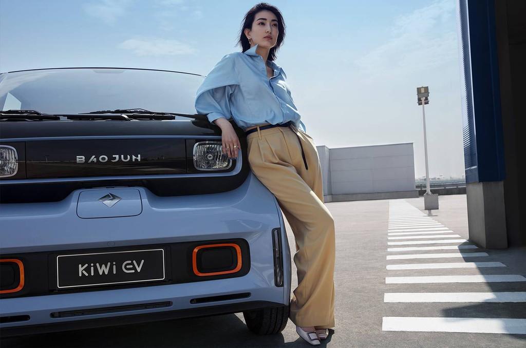 Ngắm KiWi EV cá tính với 6 phong cách thời trang ấn tượng ảnh 5
