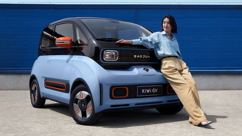 Ngắm KiWi EV cá tính với 6 phong cách thời trang ấn tượng ảnh 2