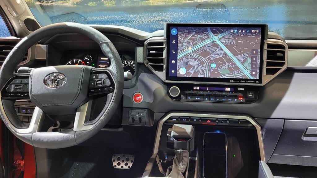 """Cận cảnh bán tải """"full-size"""" Toyota TUNDRA 2022 thế hệ mới vừa ra mắt toàn cầu ảnh 11"""