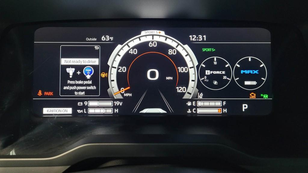 """Cận cảnh bán tải """"full-size"""" Toyota TUNDRA 2022 thế hệ mới vừa ra mắt toàn cầu ảnh 13"""
