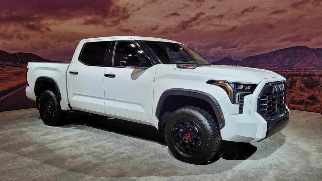 """Cận cảnh bán tải """"full-size"""" Toyota TUNDRA 2022 thế hệ mới vừa ra mắt toàn cầu ảnh 5"""