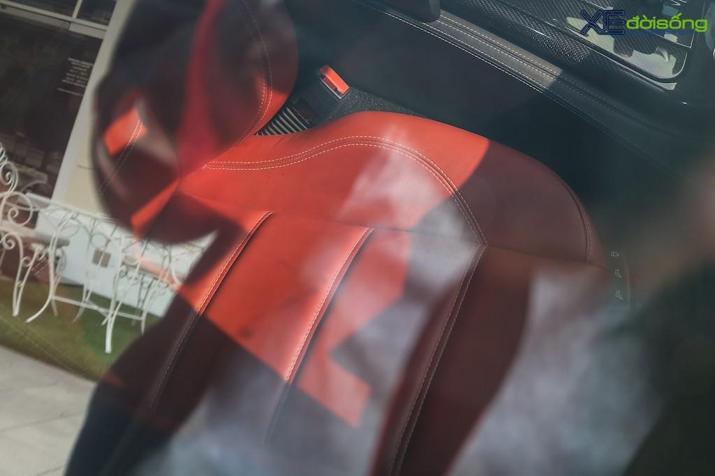 """Siêu xe """"cánh chim"""" Mercedes SLS AMG tại Sài Gòn với nhiều chi tiết mang dấu ấn cá nhân ảnh 15"""