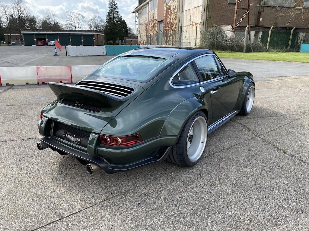 """Siêu phẩm Porsche 911 hoàn hảo từ Singer """"ra lò"""", thét giá lên tới 41,5 tỷ ảnh 6"""