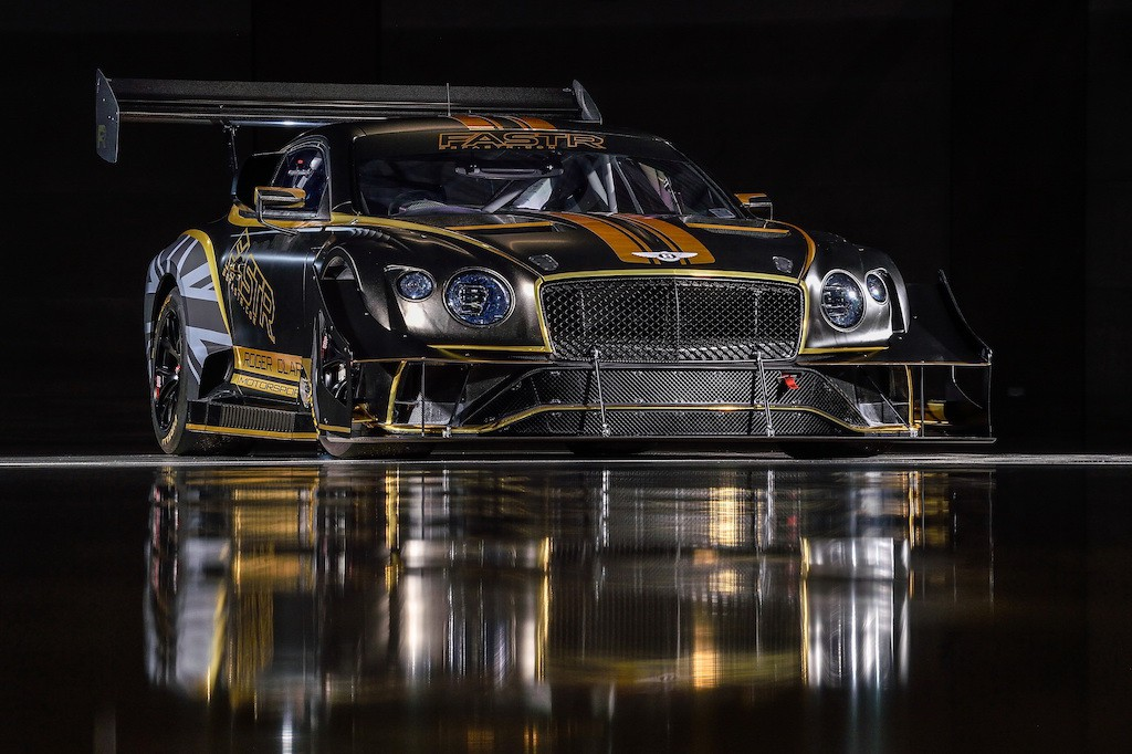 """Diện kiến chiếc Bentley Continental GT """"khủng"""" nhất mọi thời đại, được tạo ra để đạt 2 dấu ấn lịch sử ảnh 1"""