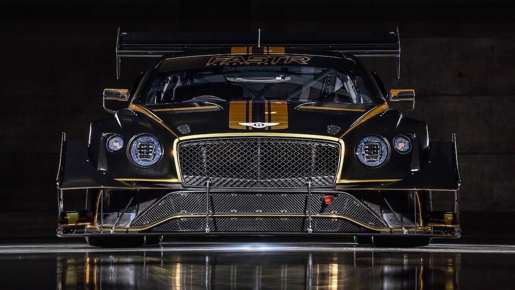 """Diện kiến chiếc Bentley Continental GT """"khủng"""" nhất mọi thời đại, được tạo ra để đạt 2 dấu ấn lịch sử ảnh 5"""