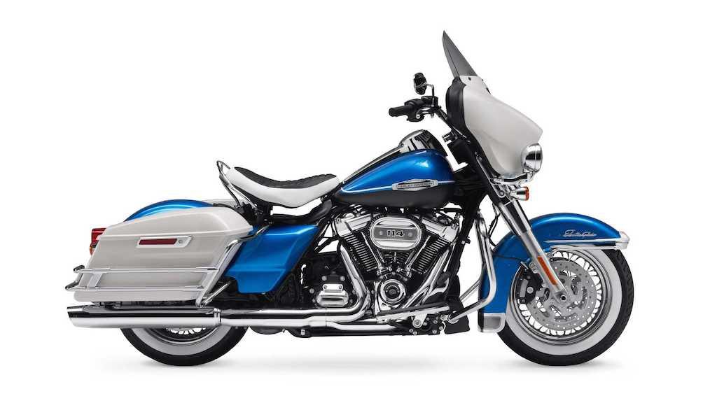 Người chơi hệ hoài cổ và các biker già chuẩn bị xếp hàng để mua được chiếc Harley-Davidson đặc biệt này! ảnh 2