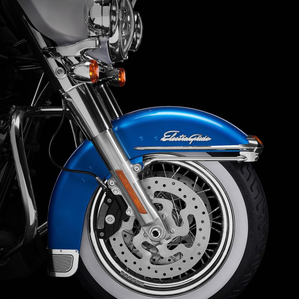 Người chơi hệ hoài cổ và các biker già chuẩn bị xếp hàng để mua được chiếc Harley-Davidson đặc biệt này! ảnh 3