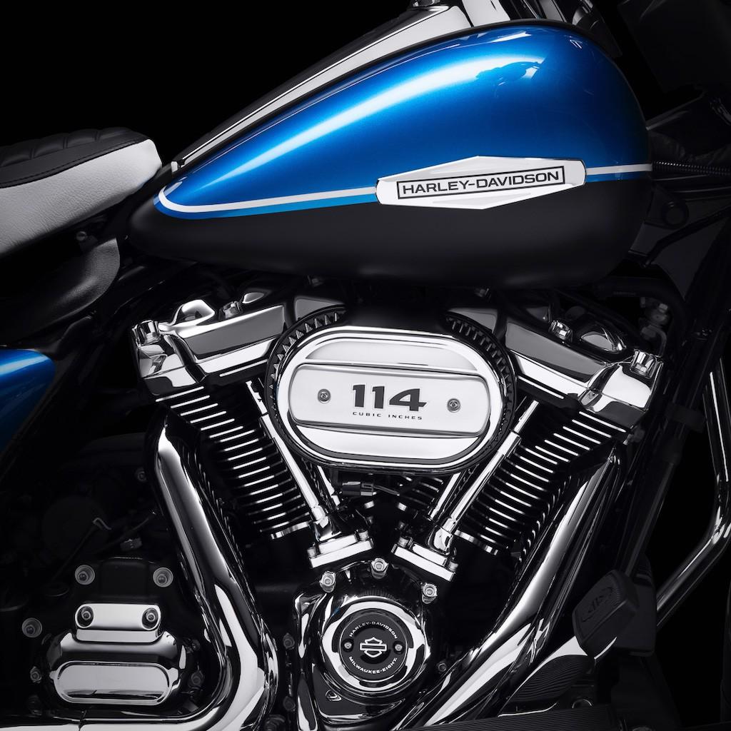 Người chơi hệ hoài cổ và các biker già chuẩn bị xếp hàng để mua được chiếc Harley-Davidson đặc biệt này! ảnh 4