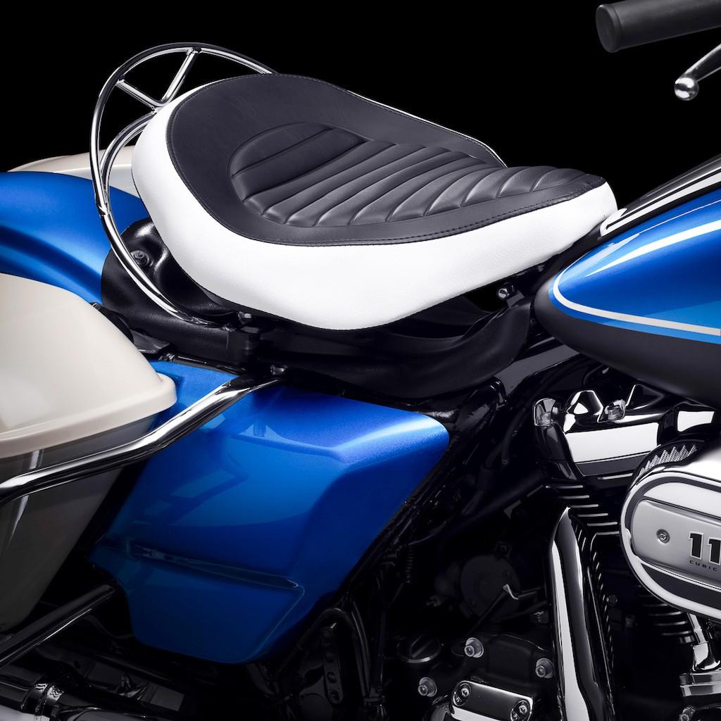 Người chơi hệ hoài cổ và các biker già chuẩn bị xếp hàng để mua được chiếc Harley-Davidson đặc biệt này! ảnh 5