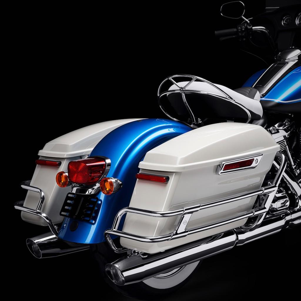 Người chơi hệ hoài cổ và các biker già chuẩn bị xếp hàng để mua được chiếc Harley-Davidson đặc biệt này! ảnh 6