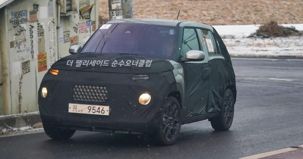 Hyundai lại hé lộ mini SUV mới: Không dành cho người bảo thủ, sẽ chỉ bé bằng i10? ảnh 3