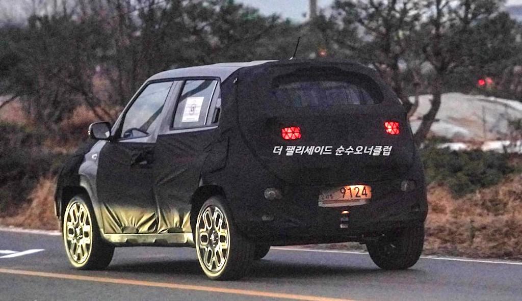 Hyundai lại hé lộ mini SUV mới: Không dành cho người bảo thủ, sẽ chỉ bé bằng i10? ảnh 4