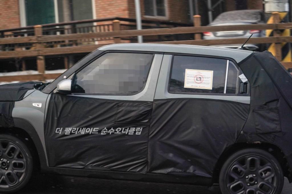 Hyundai lại hé lộ mini SUV mới: Không dành cho người bảo thủ, sẽ chỉ bé bằng i10? ảnh 5