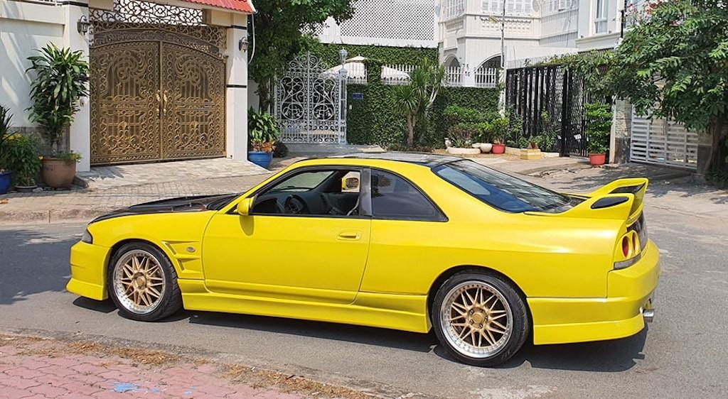 """Chiếc Nissan khoảng 25 năm tuổi đời vẫn được chủ xe """"thét giá"""" hơn 3 tỷ tại Sài Gòn! ảnh 14"""