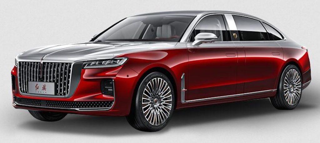 Cửa nào để xe siêu sang Trung Quốc Hongqi H9+ cạnh tranh với những Maybach hay Bentley? ảnh 11